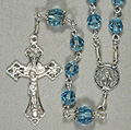 Image Link to 8-mm Crystal Rosary Page