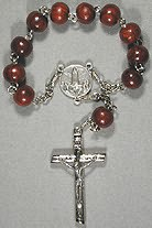 Image of Rosary S5RW11 and click to view a larger image